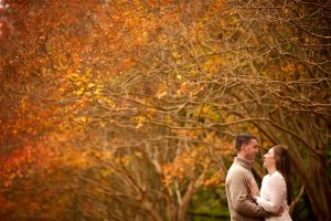 norfolk-botanical-garden-engagement-photos