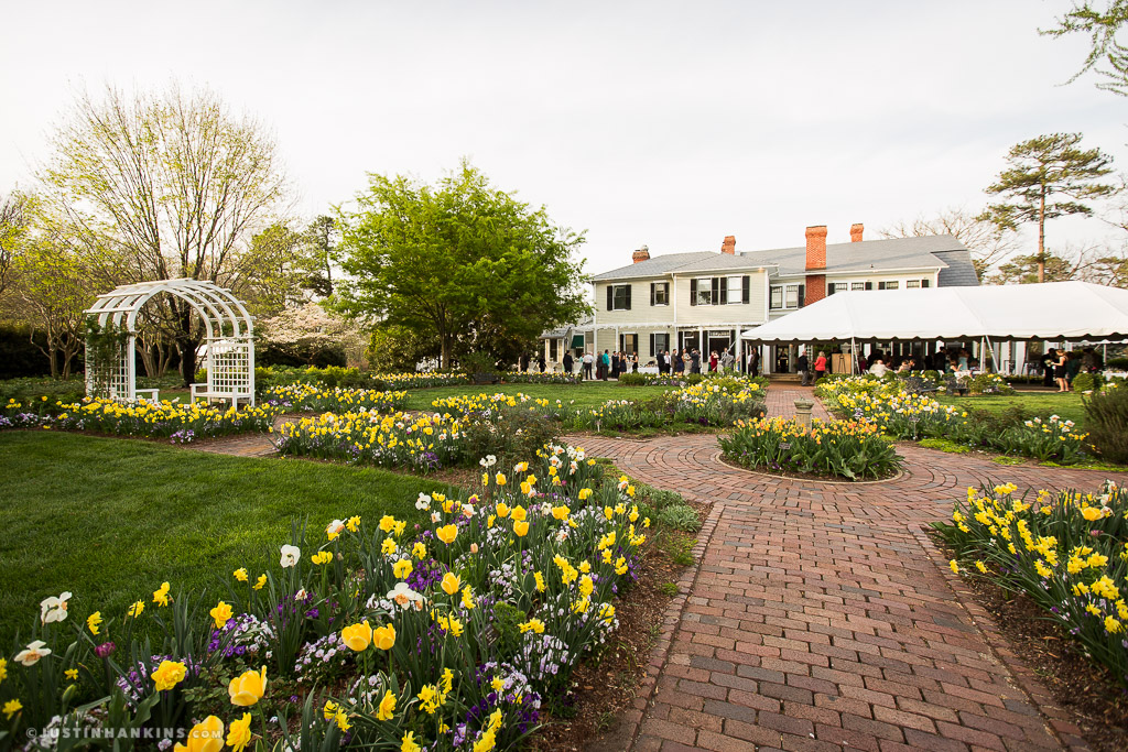Paige Joe 39 S Lewis Ginter Botanical Garden Wedding
