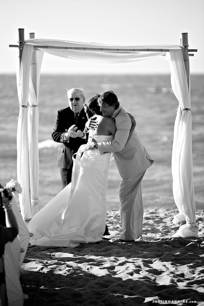 Virginia Beach Resort Hotel Wedding Photos Justin Hankins