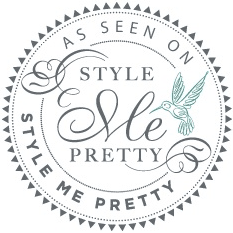 Style Me Pretty Photography by Justin Hankins