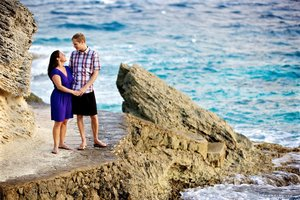 Cancun Engagement Photography