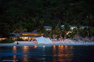 Saint Lucia Sugar Beach Wedding Photographer