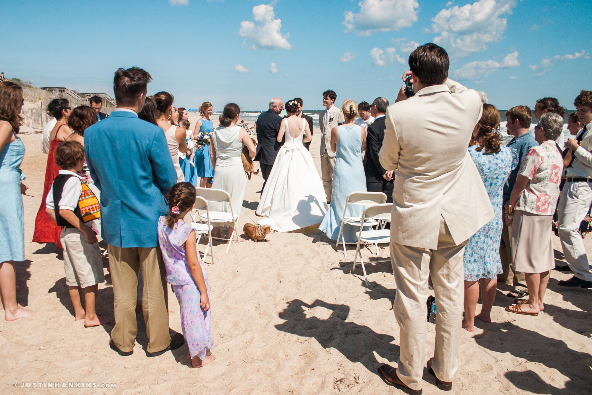 Pet Friendly Weddings in Outer Banks
