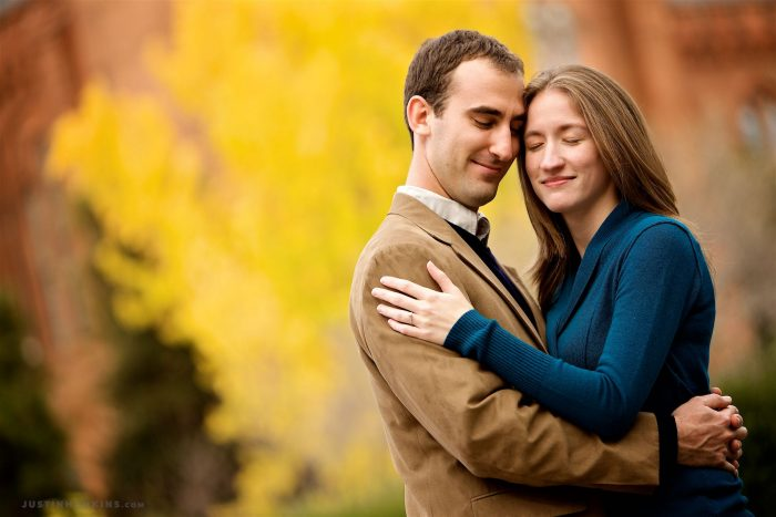 Washington DC Smithsonian Engagement Photos