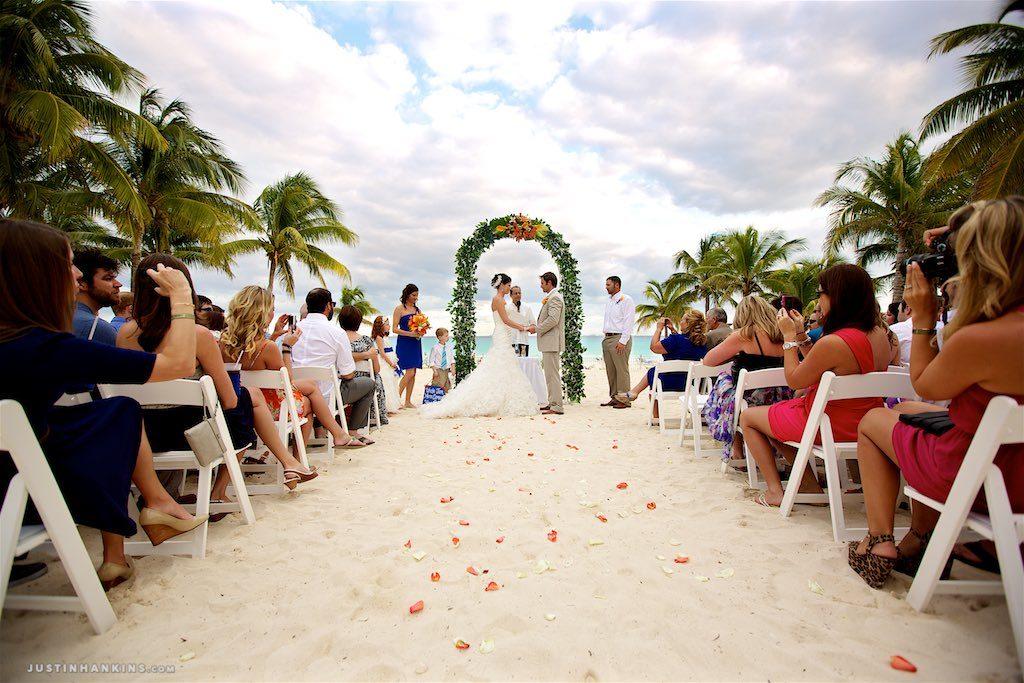 Riu Palace Wedding Riviera Maya Playa Del Carmen Mexico