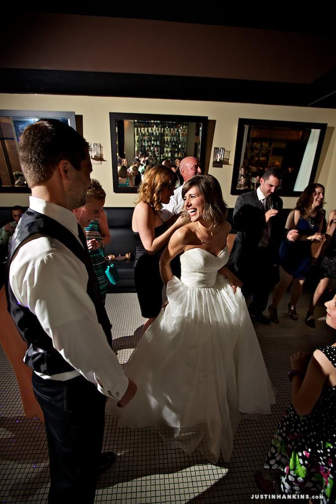 holy trinity and vintage kitchen wedding in norfolk va