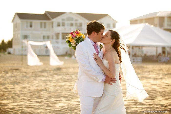 Sandbridge Wedding Photos - Elizabeth & William