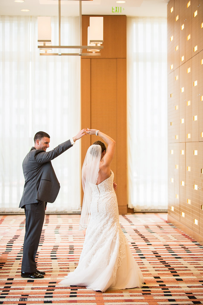 Westin Virginia Beach Wedding - Nora & John - Justin Hankins Photography