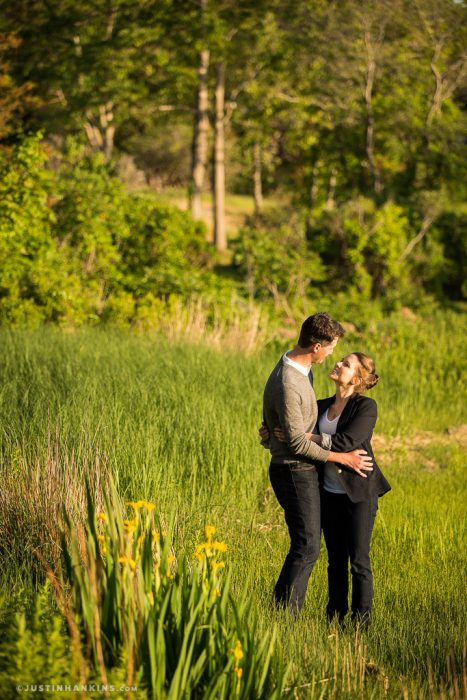 Katie & Ryan Engagement Portraits