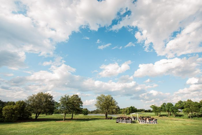 Bayville Golf Club Wedding - Amy & James