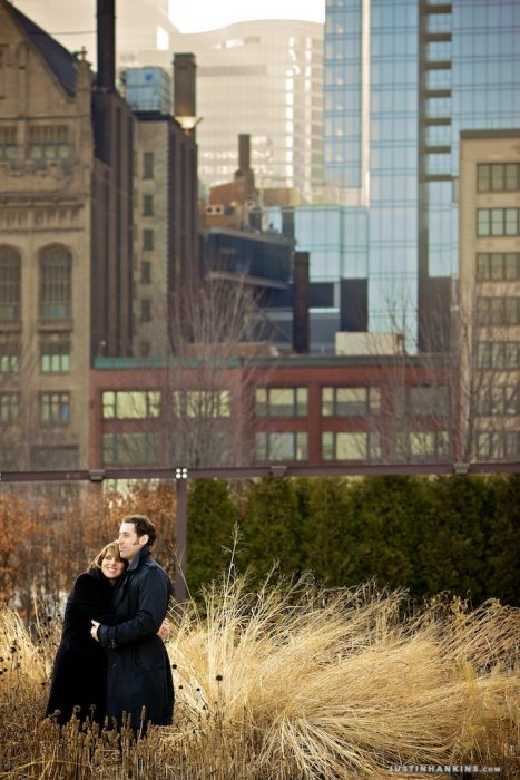 downtown-chicago-engagement-photos