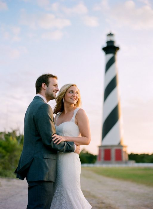Hatteras Wedding Photos