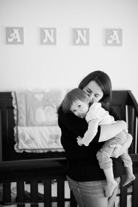 Baby Anna Portraits