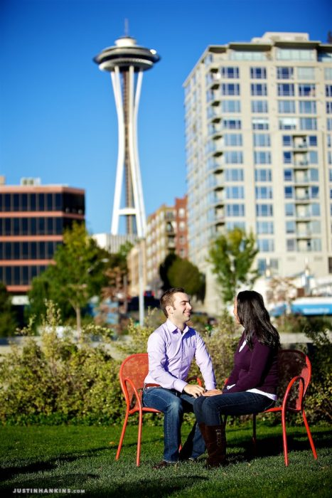 space-needle-engagement-photos
