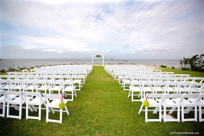 whalehead-club-wedding-setup