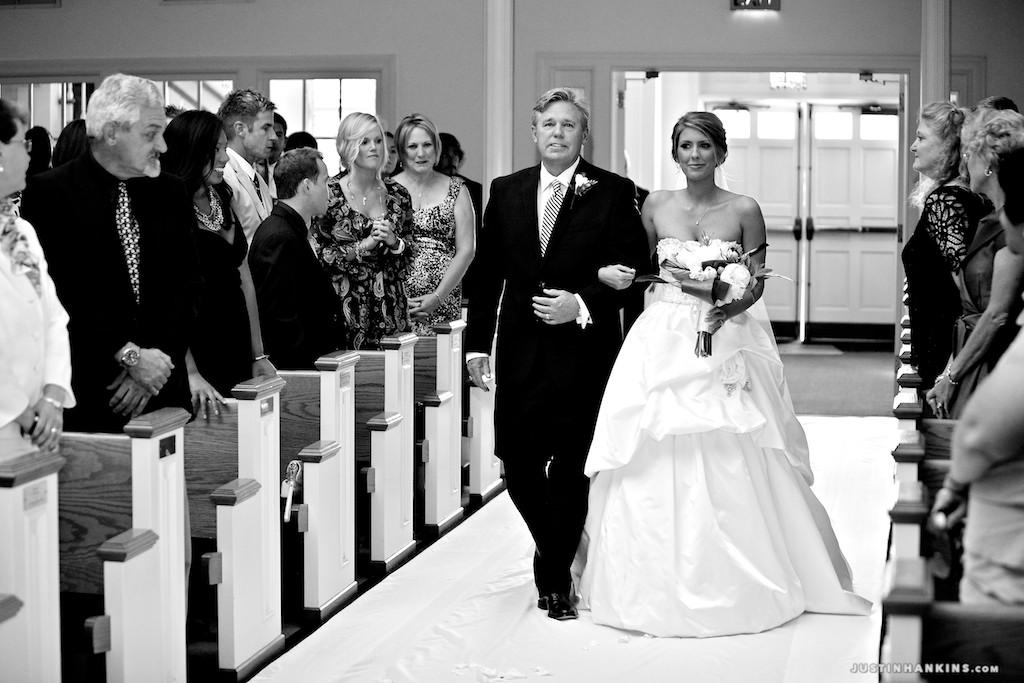 Anne S Wedding: Va Beach United Methodist & Princess Anne Country Club