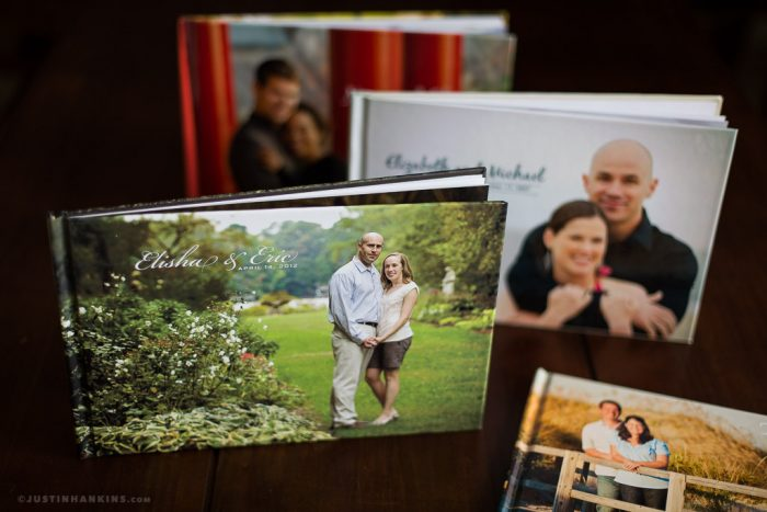 Engagement Photo Guestbooks
