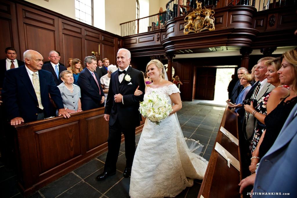 Wren Chapel Wedding Photography 15