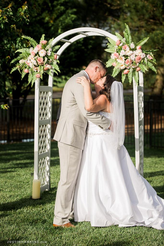 Indian River Plantation Wedding - Christina & Jason