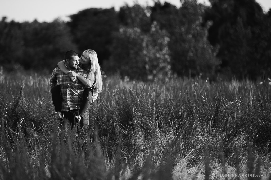 Amanda & Dave's Engagement Portrait Session