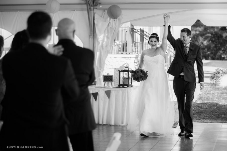 Inn at Stonecliffe wedding photos from Mackinac Island Michigan