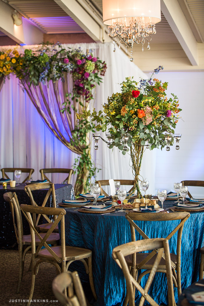 Water Table Wedding in Virginia Beach - Love for All!