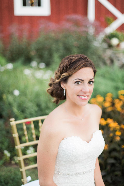 michigan barn wedding - hollie & paul's traverse city wedding