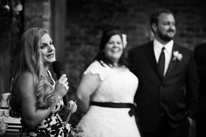 K&B's Poe Museum Wedding