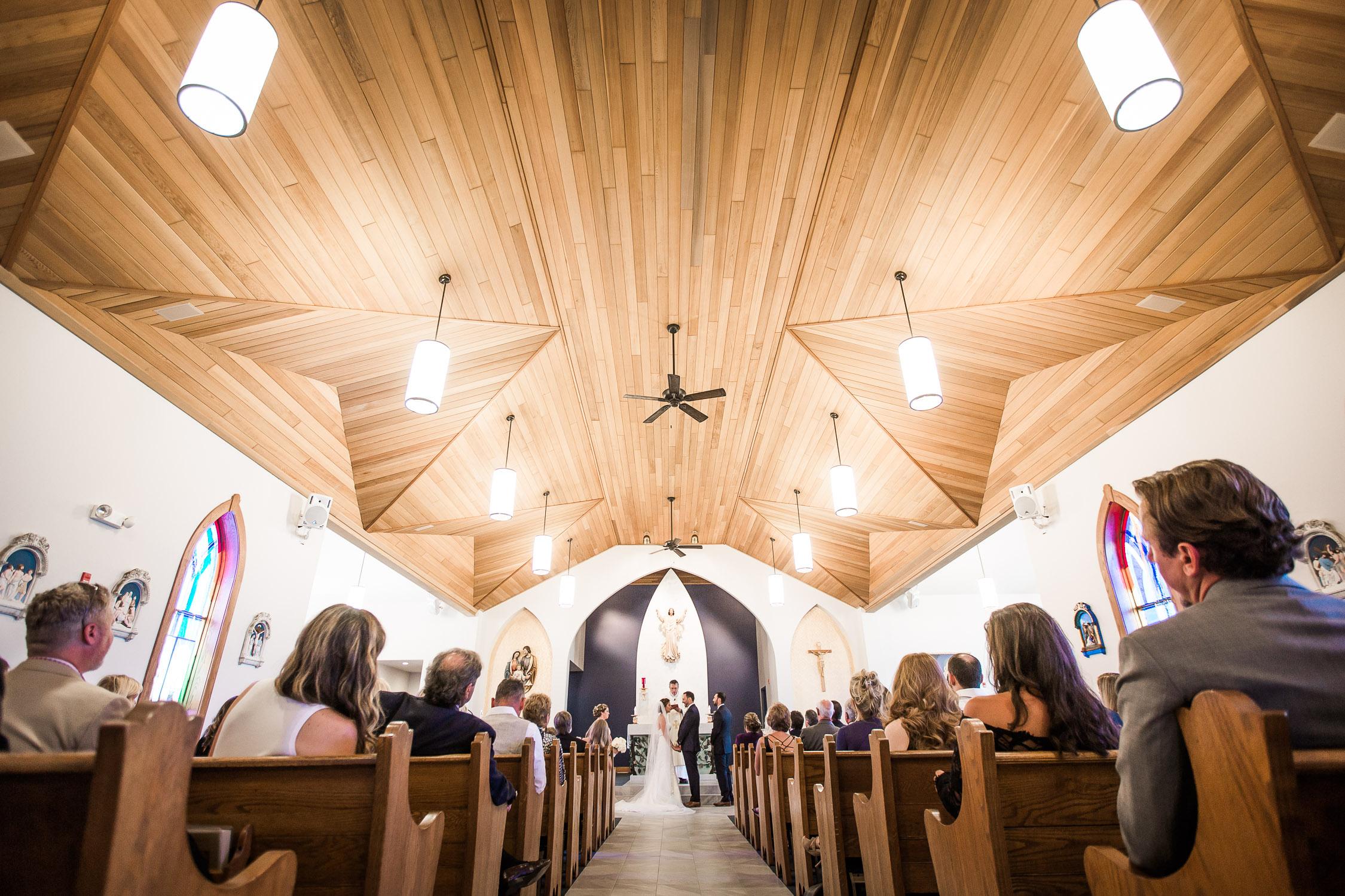 St Joseph Catholic Church Traverse City Michigan Photographer