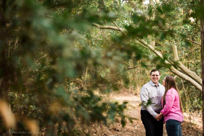 Elizabeth & Justin Engagement Portraits