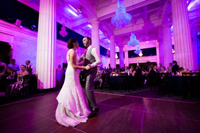 The Ballroom at McKay Tower Grand Rapids Michigan Photographer