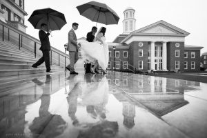Christopher Newport University Wedding