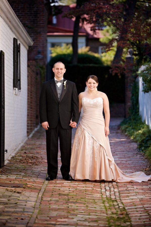 Hotel Monaco Wedding in Old Town Alexandria, VA