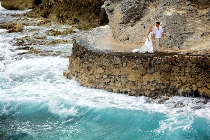 Isla Mujeres Wedding Photos