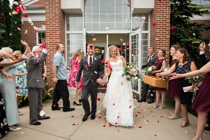 S&E's Jenison Wedding at Ridgewood CRC