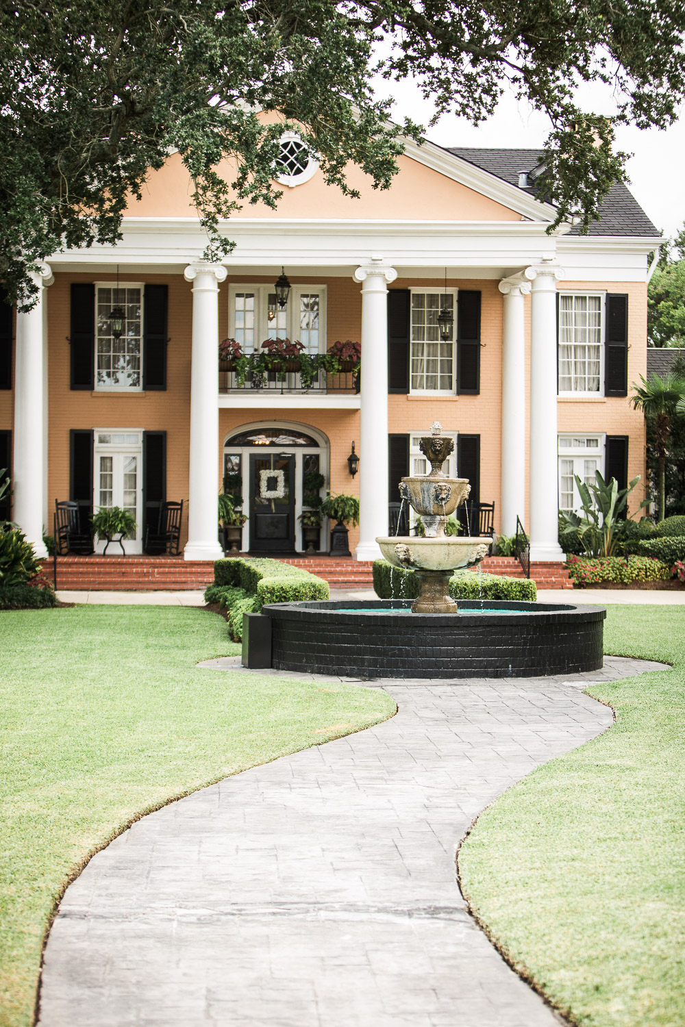 Southern Oaks Plantation Wedding in New Orleans - Justin ...