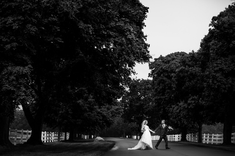 Wallinwood Springs Wedding Photos in Jenison, MI