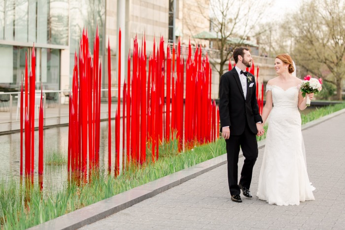 VMFA Wedding - Virginia Museum of Fine Art Richmond VA Photographer