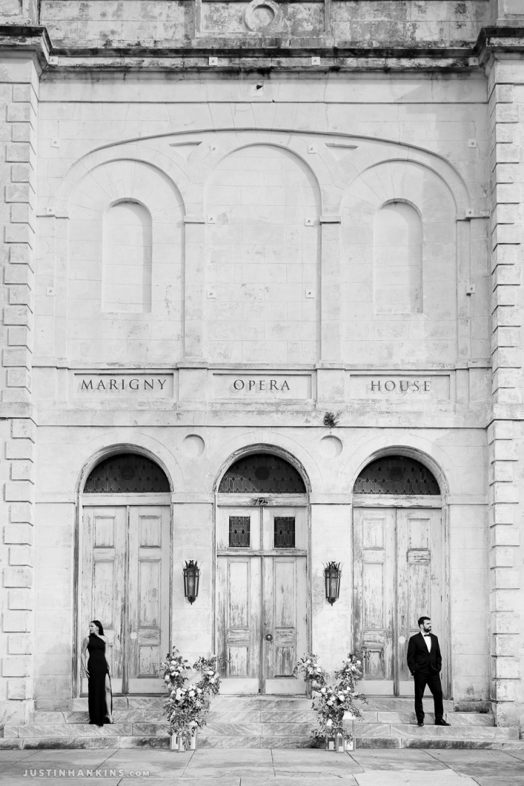 Marigny Opera House New Orleans Louisiana Photographer