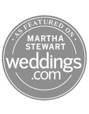 Martha Stewart Weddings and Justin Hankins Photography