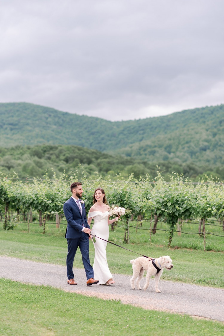 Dog-Friendly Weddings in Charlottesville, VA