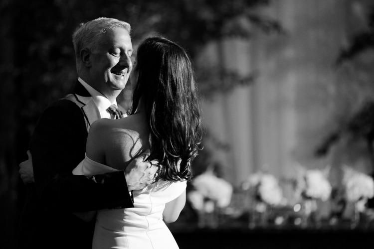 Father-Daughter Dance - Veritas Vineyard & Winery Wedding